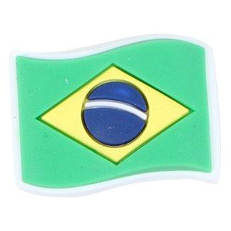 Jibbitz Infantil Crocs Brazil Flag