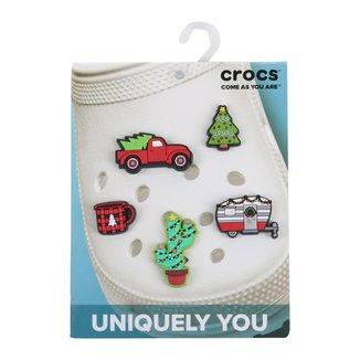 Jibbitz Infantil Crocs Holiday 5 Pack