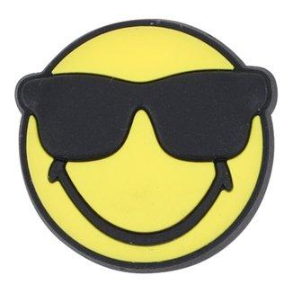Jibbitz Infantil Crocs Smiley Brand Sunglasses
