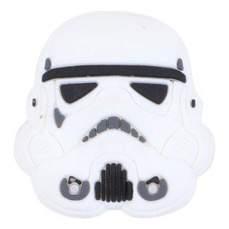 Jibbitz Infantil Crocs Star Wars Stormtrooper Helmet