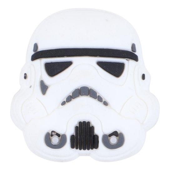 Jibbitz Infantil Crocs Star Wars Stormtrooper Helmet - Incolor