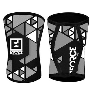 Joelheira para Crossfit 7mm Par - Enforce Fitness
