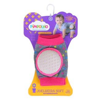 Joelheira Soft Para Bebê Pimpolho Feminina