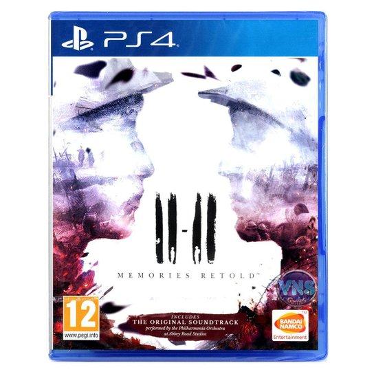 Jogo 1111 Memories Retold  PS4 - Incolor