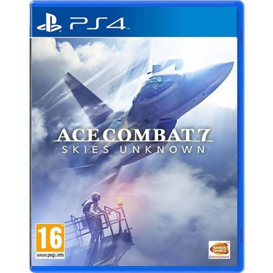 Jogo Ace Combat Playstation 4 - Incolor