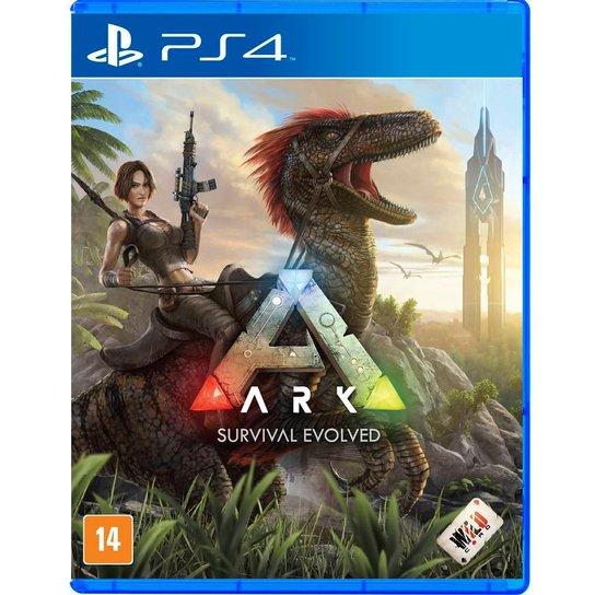 Jogo ARK: Survival Evolved PS4 - Incolor