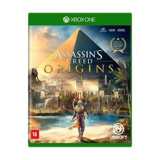 Jogo Assassin's Creed: Origins - Xbox One