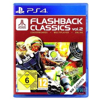 Jogo Atari Flashback Classics Vol. 2  PS4