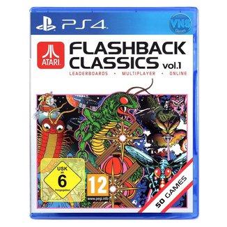 Jogo Atari Flashback Classics Volume 1  PS4