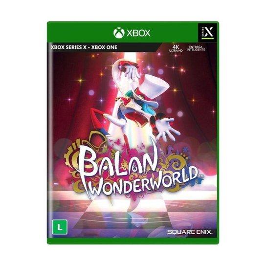 Jogo Balan Wonderworld - Xbox - Colorido