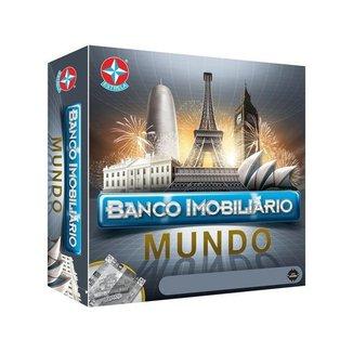 Jogo Banco Imobiliário Mundo Tabuleiro Estrela