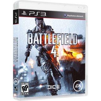 Jogo Battlefield 4 -  Ps3