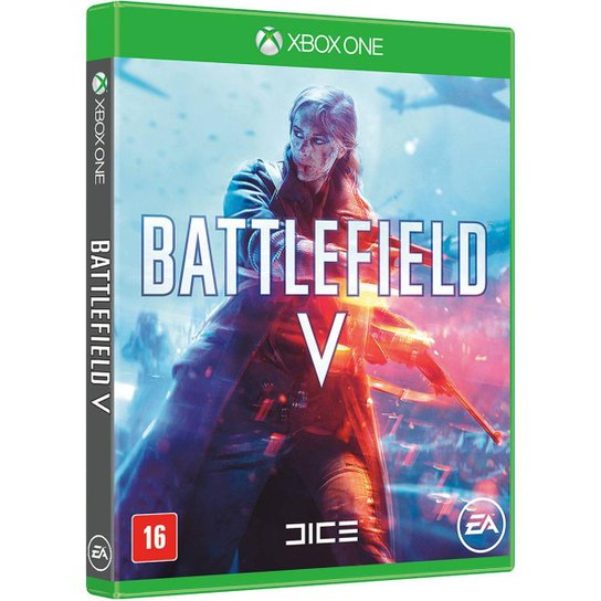 Jogo Battlefield V Xbox One - Incolor