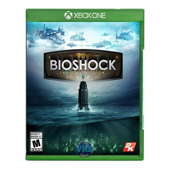 Jogo Bioshock The Collection  Xbox One - Incolor