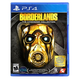 Jogo Borderlands The Handsome Collection  Ps4