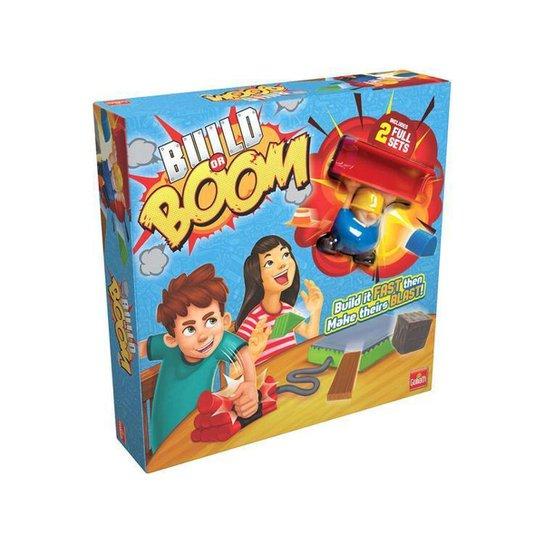 Jogo Build Boom - Colorido