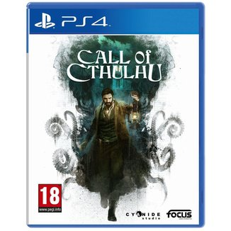 Jogo Call Of Cthulhu  Ps4