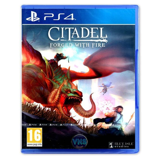 Jogo Citadel Forged With Fire   PS4 - Incolor