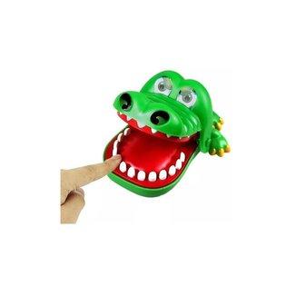 Jogo Crocodilo Dentista - Não Aperte O Dente Dolorido - Polibrinq