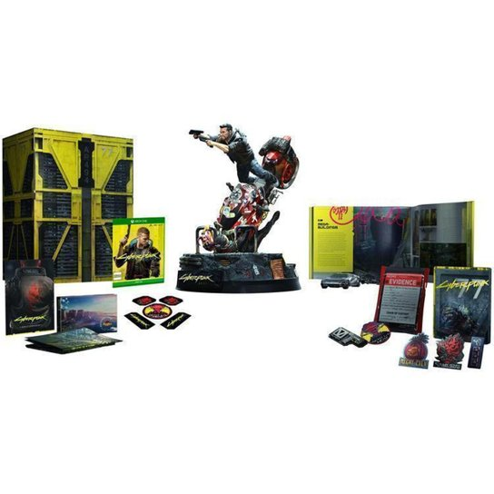 Jogo Cyberpunk 2077 CD Projekt - Xbox One - Incolor