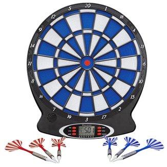 Jogo Dardos Gold Sports Eletrônico - 43cm