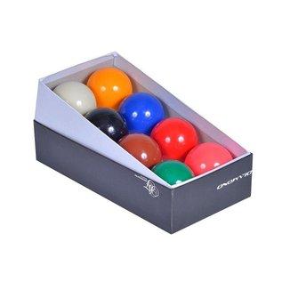 Jogo de Bolas Importadas para Snooker