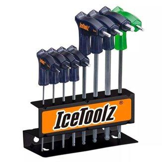 Jogo De Ferramentas Alen Profissional Ice Toolz 7M85