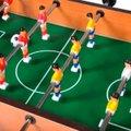 Jogo de Futebol de Mesa Pebolim Totó Pequeno