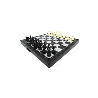 Jogo de Xadrez Magnético ELJ0214 24x24cm