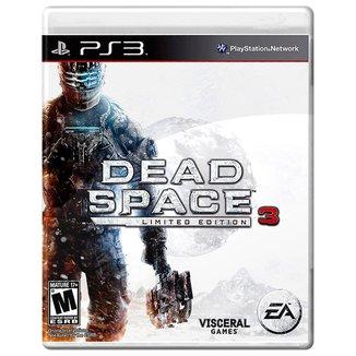 Jogo Dead Space 3 PS3 - Edição Limitada
