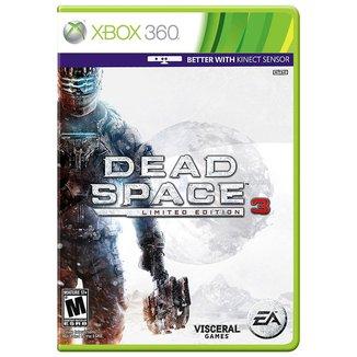 Jogo Dead Space 3 Xbox 360 - Edição Limitada