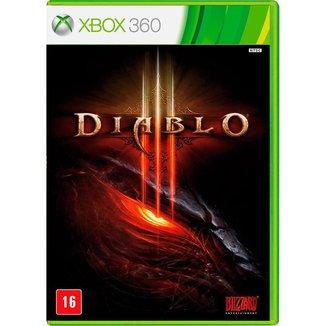 Jogo Diablo 3  Xbox360