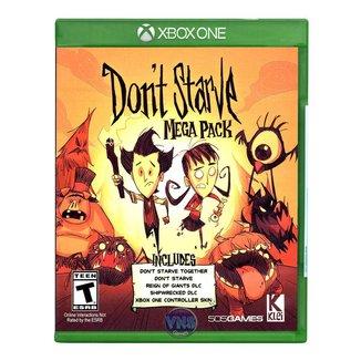 Jogo Don't Starve Mega Pack  Xbox One
