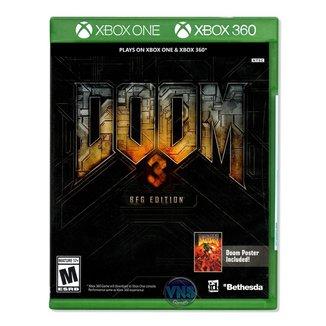 Jogo Doom 3 BFG Edition  Xbox 360 / Xbox One
