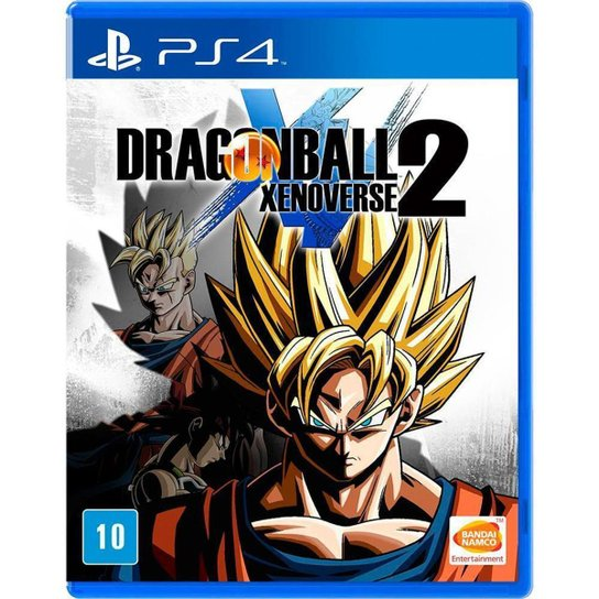 Jogo Dragon Ball Xenoverse 2 Ps4 - Incolor