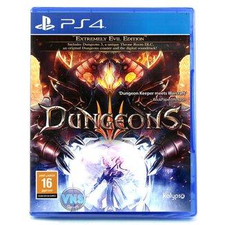 Jogo Dungeons 3  PS4