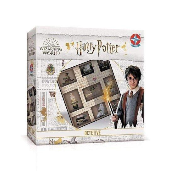 Jogo Estrela Detetive: Procurando em Hogwarts - H - Branco