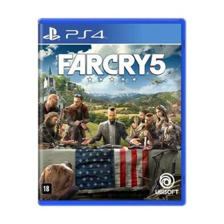 Jogo Far Cry 5 - PS4