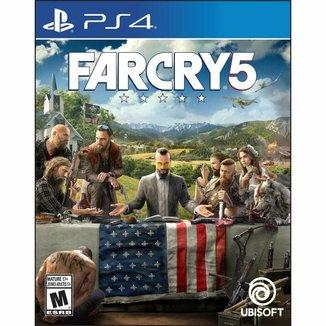 Jogo Far Cry 5 Ps4
