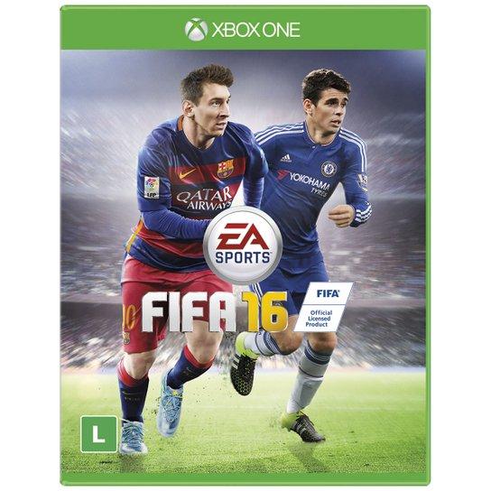 Jogo Fifa 16 Xbox One - Colorido