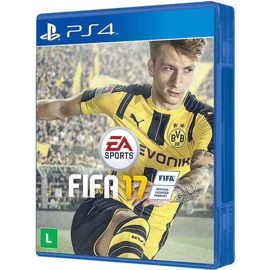 Jogo Fifa 17 PS4 - Colorido