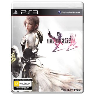 Jogo Final Fantasy XIII 2 PS3