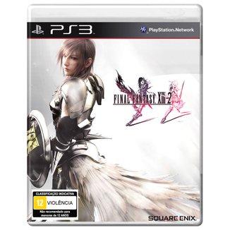Jogo Final Fantasy XIII 2 PS3