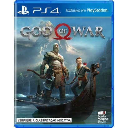 Jogo God of War PS4 - Unissex - Incolor
