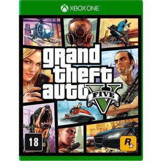 Jogo Grand Theft Auto V  XboxOne