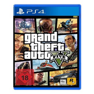 Jogo GTA V (GTA 5) Grand Theft Auto V PS4