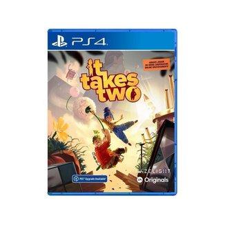 Jogo It Takes Two - PS4 e PS5 Via Upgrade