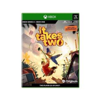 Jogo It Takes Two - Xbox One e Xbox Series X