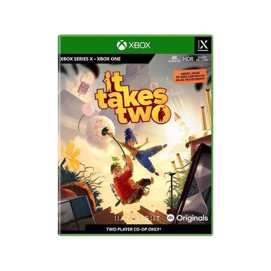 Jogo It Takes Two - Xbox One e Xbox Series X - N/A