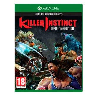 Jogo Killer Instinct: Definitive Edition - Xbox One